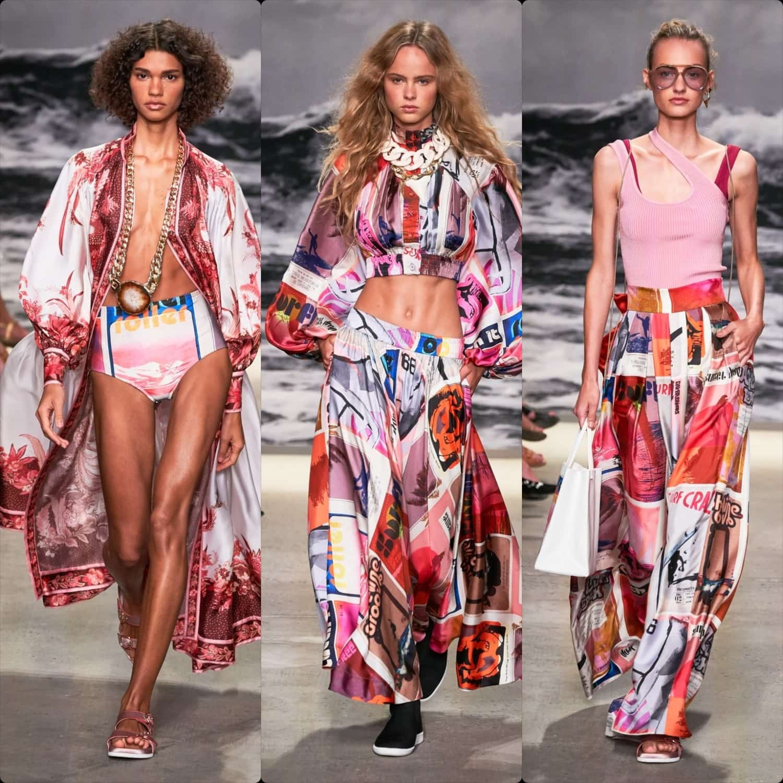 Zimmermann Spring Summer 2020 New York. RUNWAY MAGAZINE ® Collections. RUNWAY NOW / RUNWAY NEW