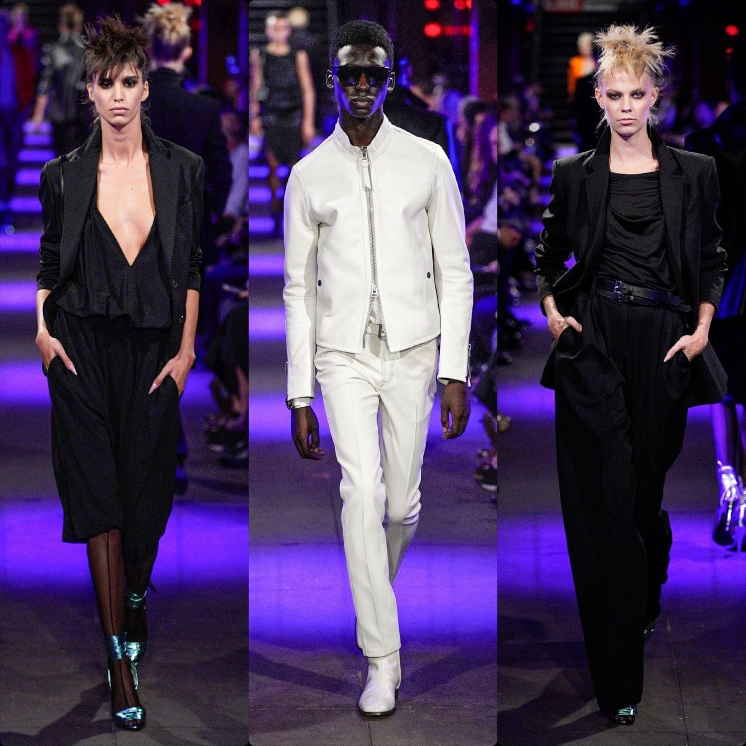 Tom Ford Spring Summer 2020 New York. RUNWAY MAGAZINE ® Collections. RUNWAY NOW / RUNWAY NEW