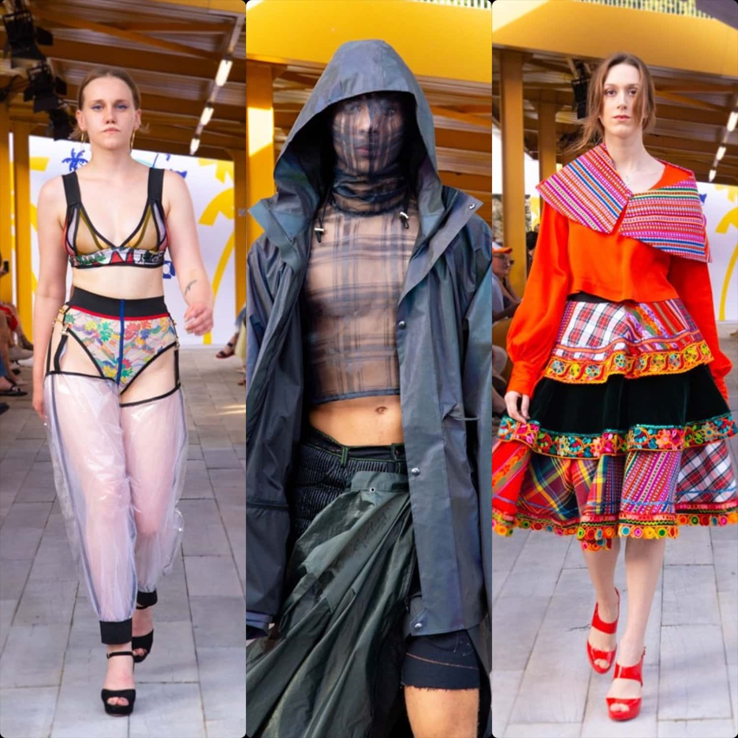 ESMOD Spring Summer 2019 Paris. RUNWAY MAGAZINE ® Collections. RUNWAY NOW / RUNWAY NEW