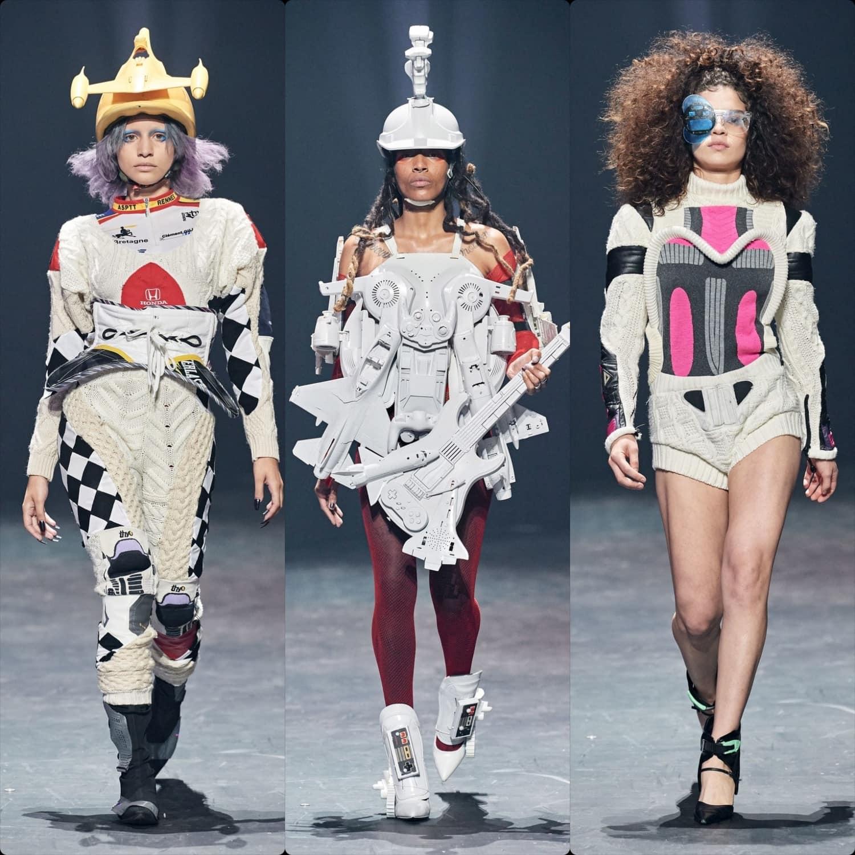 VFiles Spring Summer 2020 New York. RUNWAY MAGAZINE ® Collections. Designer Pierre-Louis Auvray. RUNWAY NOW / RUNWAY NEW