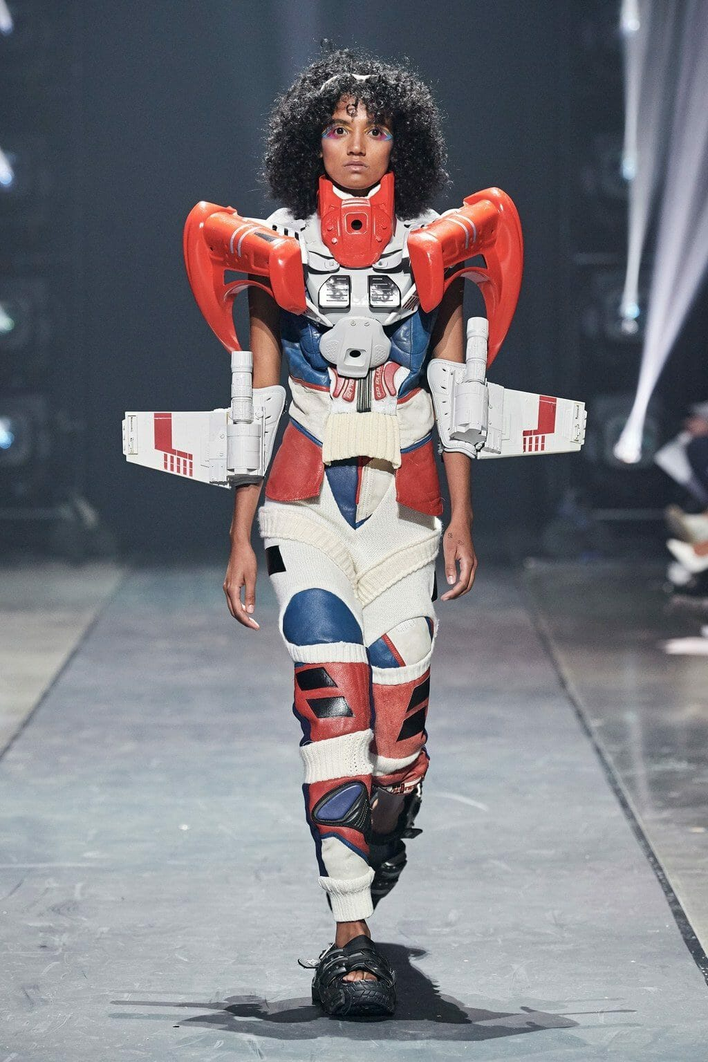 VFiles Spring Summer 2020 New York. RUNWAY MAGAZINE ® Collections. Designer Pierre-Louis Auvray. RUNWAY NOW / RUNWAY NEW