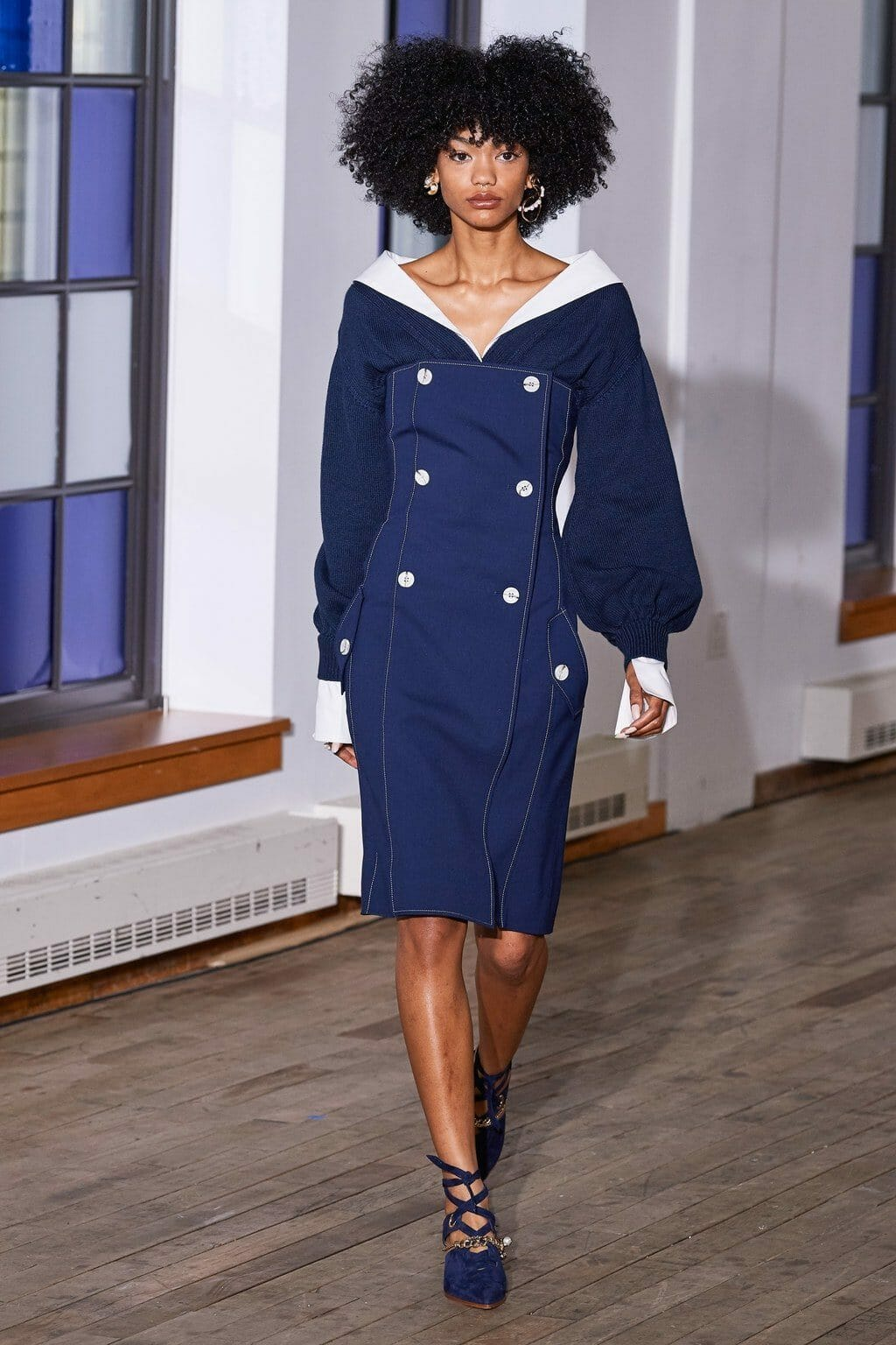 Adeam Spring Summer 2020 New York. RUNWAY MAGAZINE ® Collections. RUNWAY NOW / RUNWAY NEW