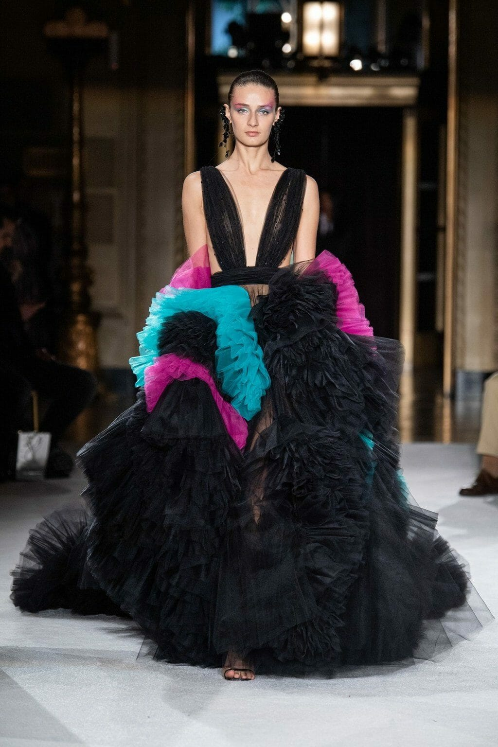 Christian Siriano Spring Summer 2020 New York. RUNWAY MAGAZINE ® Collections. RUNWAY NOW / RUNWAY NEW