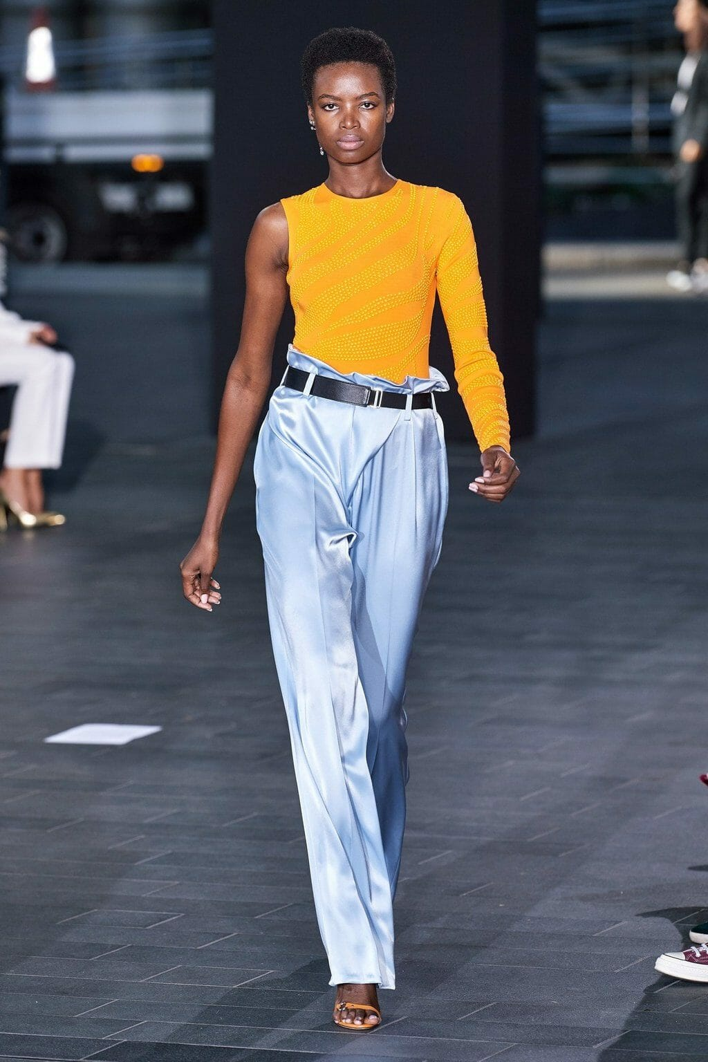 David Koma Spring Summer 2020 London. RUNWAY MAGAZINE ® Collections. RUNWAY NOW / RUNWAY NEW