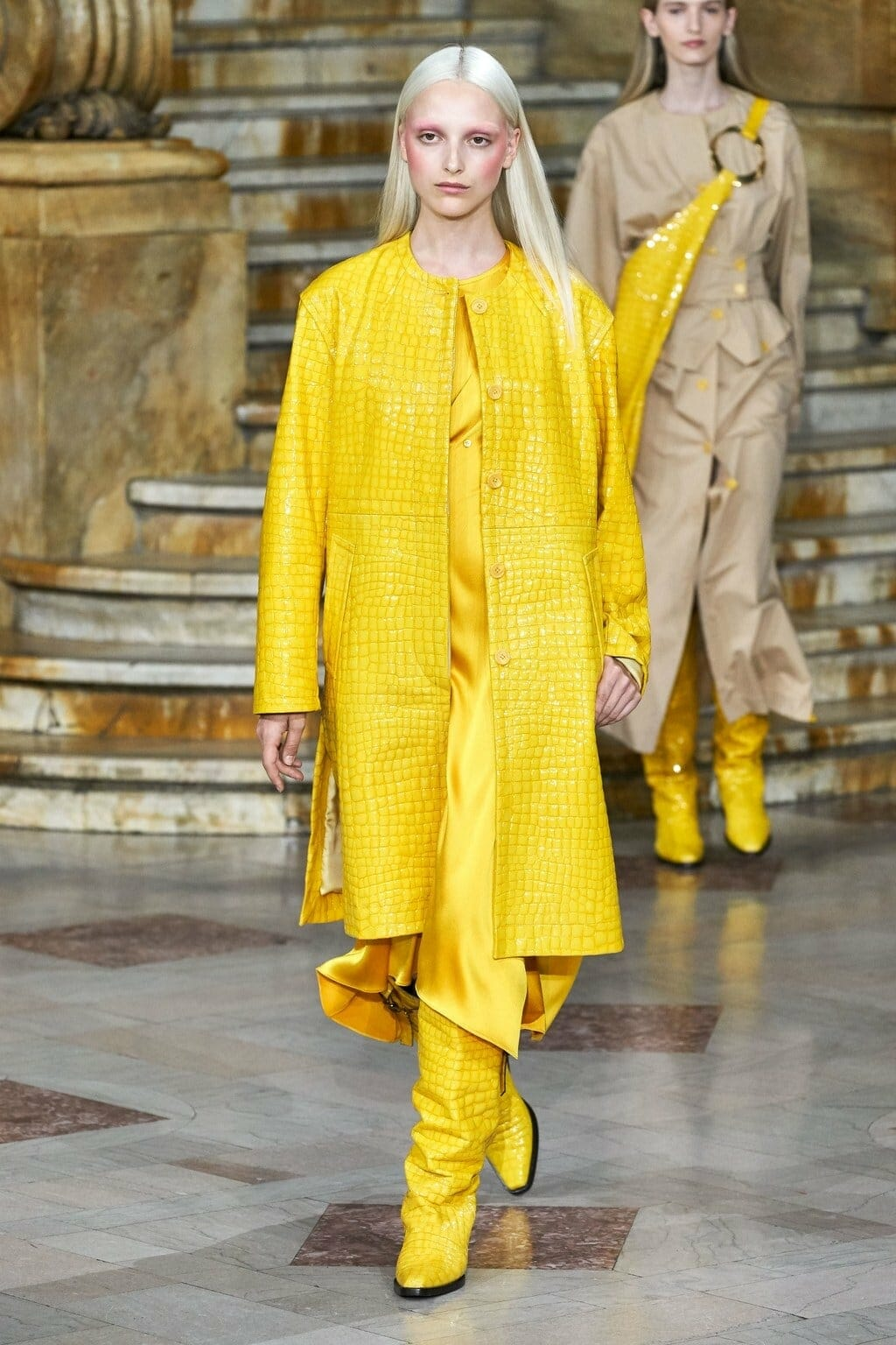 Sies Marjan Spring Summer 2020 New York. RUNWAY MAGAZINE ® Collections. RUNWAY NOW / RUNWAY NEW