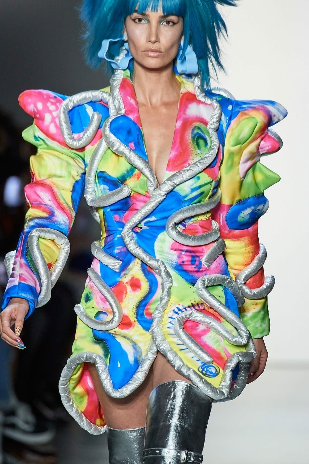 Jeremy Scott Spring Summer 2020 New York. RUNWAY MAGAZINE ® Collections. RUNWAY NOW / RUNWAY NEW
