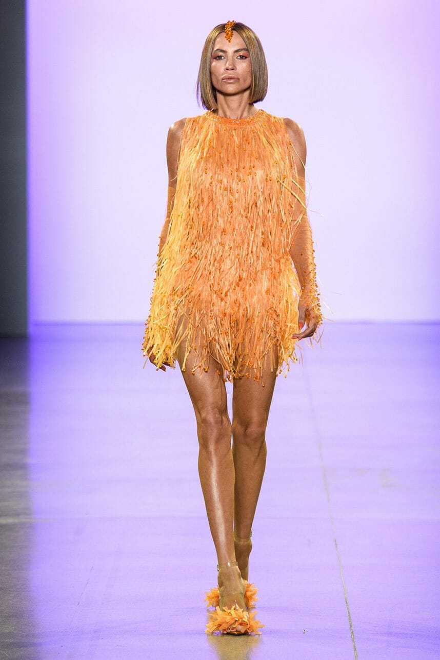Afffair Spring Summer 2020 New York. RUNWAY MAGAZINE ® Collections. RUNWAY NOW / RUNWAY NEW