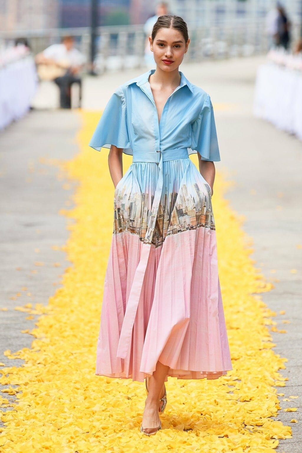 Lela Rose Spring Summer 2020 New York. RUNWAY MAGAZINE ® Collections. RUNWAY NOW / RUNWAY NEW