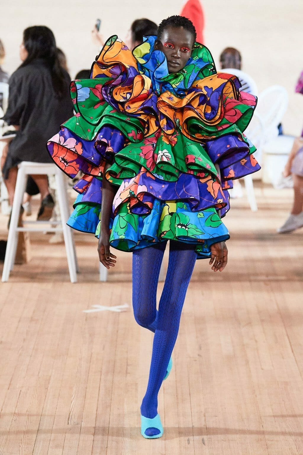 Marc Jacobs Spring Summer 2020 New York. RUNWAY MAGAZINE ® Collections. RUNWAY NOW / RUNWAY NEW