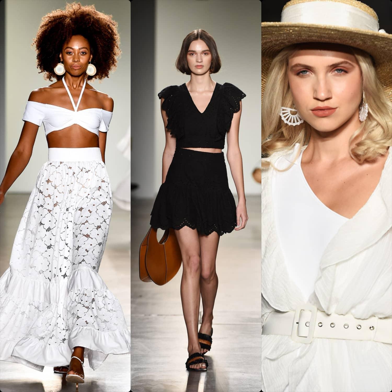 Fashion Palette Spring Summer 2020 New York. Sōnya Swim. RUNWAY MAGAZINE ® Collections. RUNWAY NOW / RUNWAY NEW