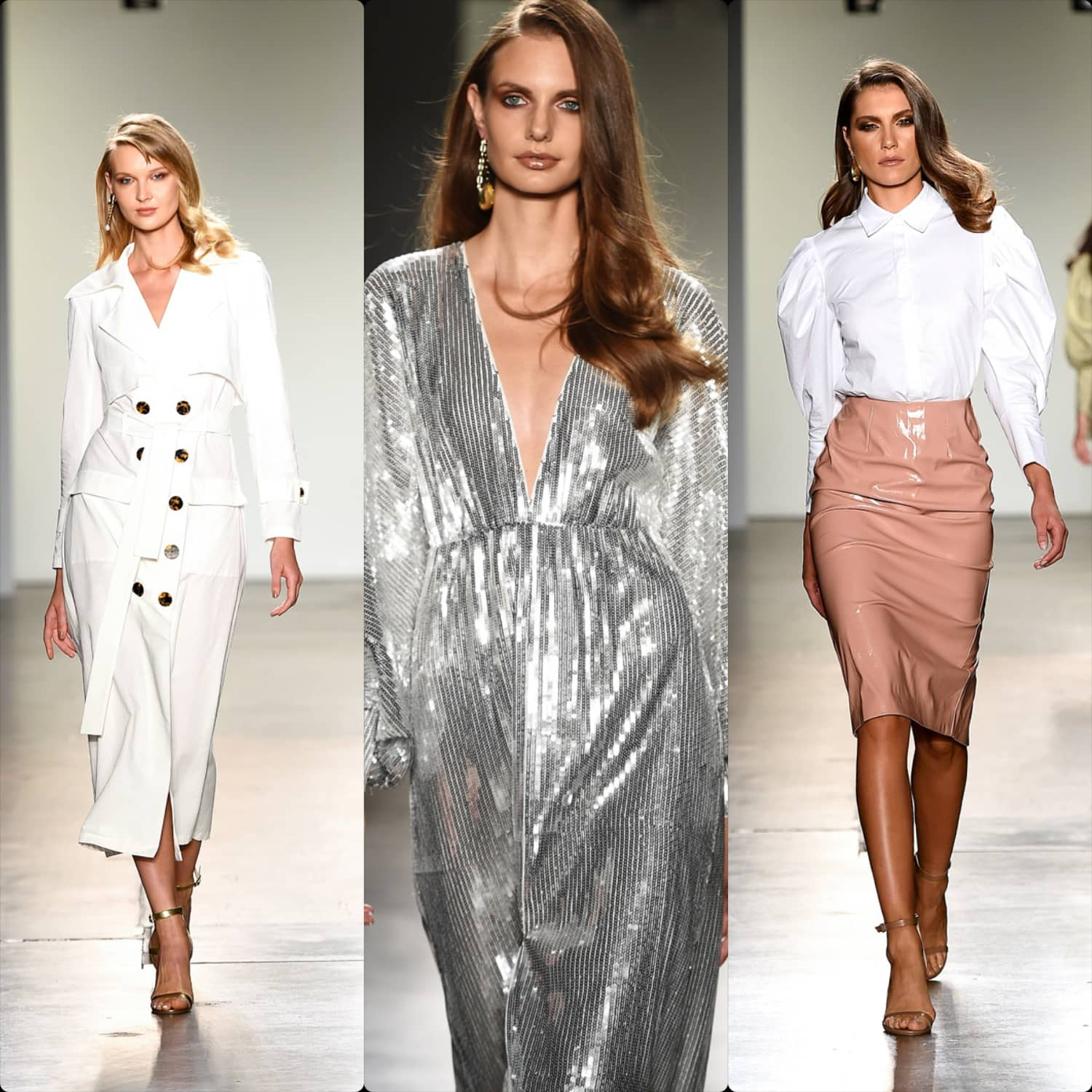 Fashion Palette Spring Summer 2020 New York. Torannce. RUNWAY MAGAZINE ® Collections. RUNWAY NOW / RUNWAY NEW