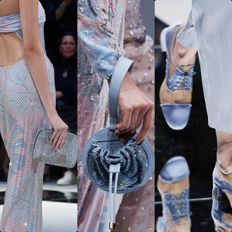Giorgio Armani Spring Summer 2020 Milan Fashion Week. RUNWAY MAGAZINE ® Collections. RUNWAY NOW / RUNWAY NEW