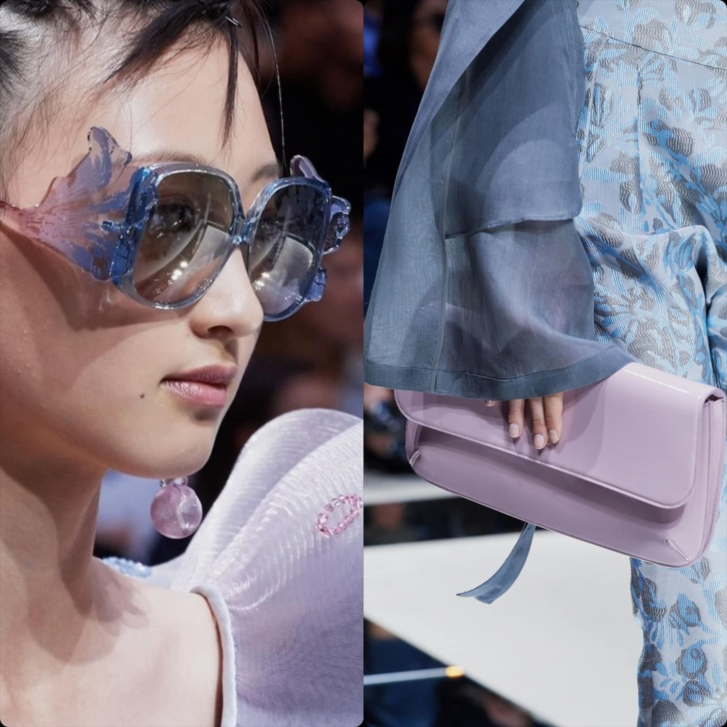 Giorgio Armani Spring Summer 2020 Milan Fashion Week. RUNWAY MAGAZINE ® Collections. RUNWAY NOW / RUNWAY NEW