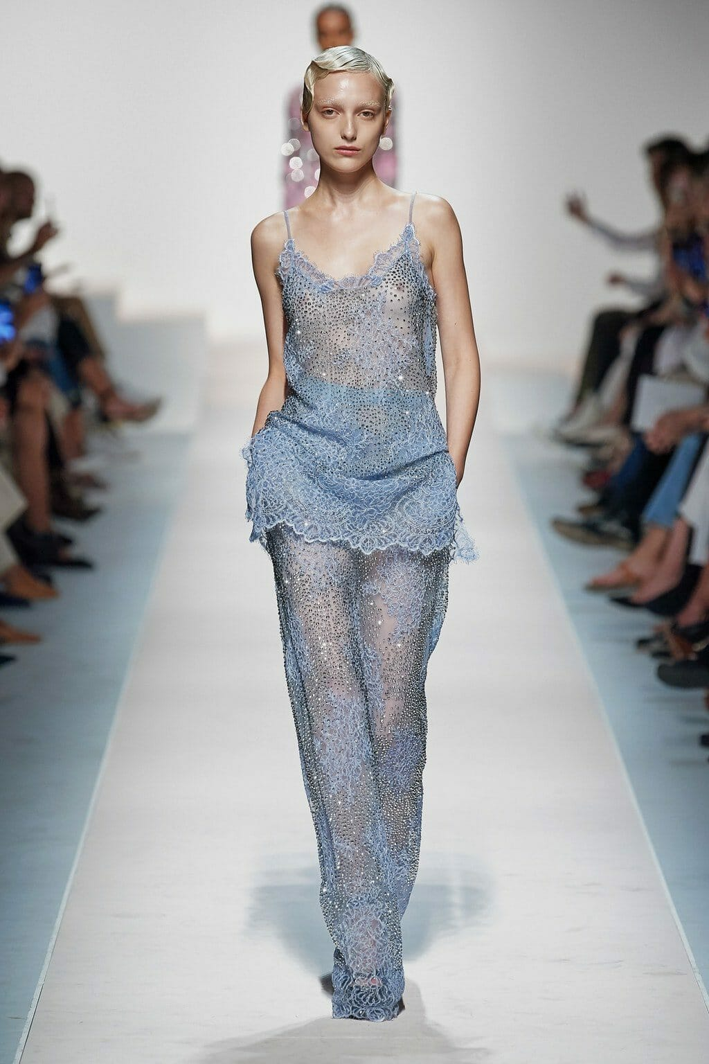 Ermanno Scervino Spring Summer 2020 Milan Fashion Week. RUNWAY MAGAZINE ® Collections. RUNWAY NOW / RUNWAY NEW