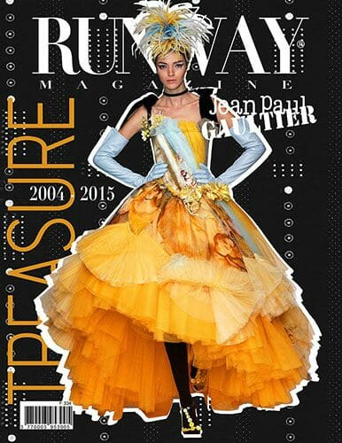 RUNWAY MAGAZINE Treasure Collections 2019 - Jean Paul Gaultier