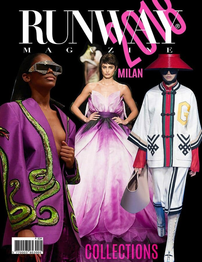 Runway Magazine 2018 Milan