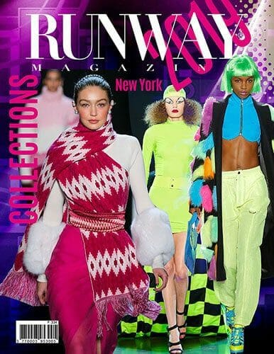 Runway Magazine 2019 New York