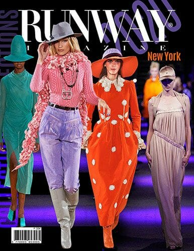 Runway Magazine 2020 New York