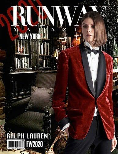 Runway Magazine 2020 Ralph Lauren special