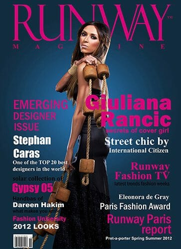 Runway Magazine 2012 Issue