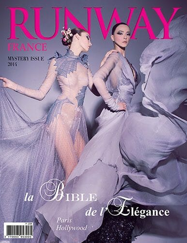 Runway Magazine 2014 Issue