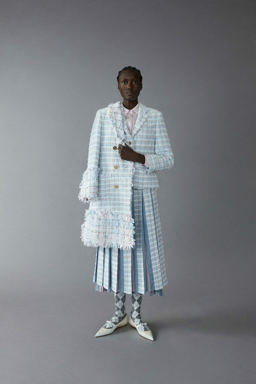 Thom Browne Pre-Fall 2020 Paris. RUNWAY MAGAZINE ® Collections. RUNWAY NOW / RUNWAY NEW