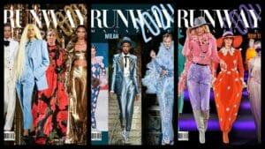 Runway Magazine Covers 2020