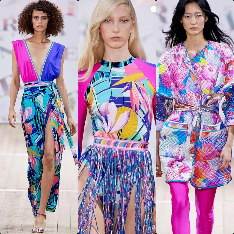 Leonard Paris Spring Summer 2020 Paris Fashion Week. RUNWAY MAGAZINE ® Collections. RUNWAY NOW / RUNWAY NEW