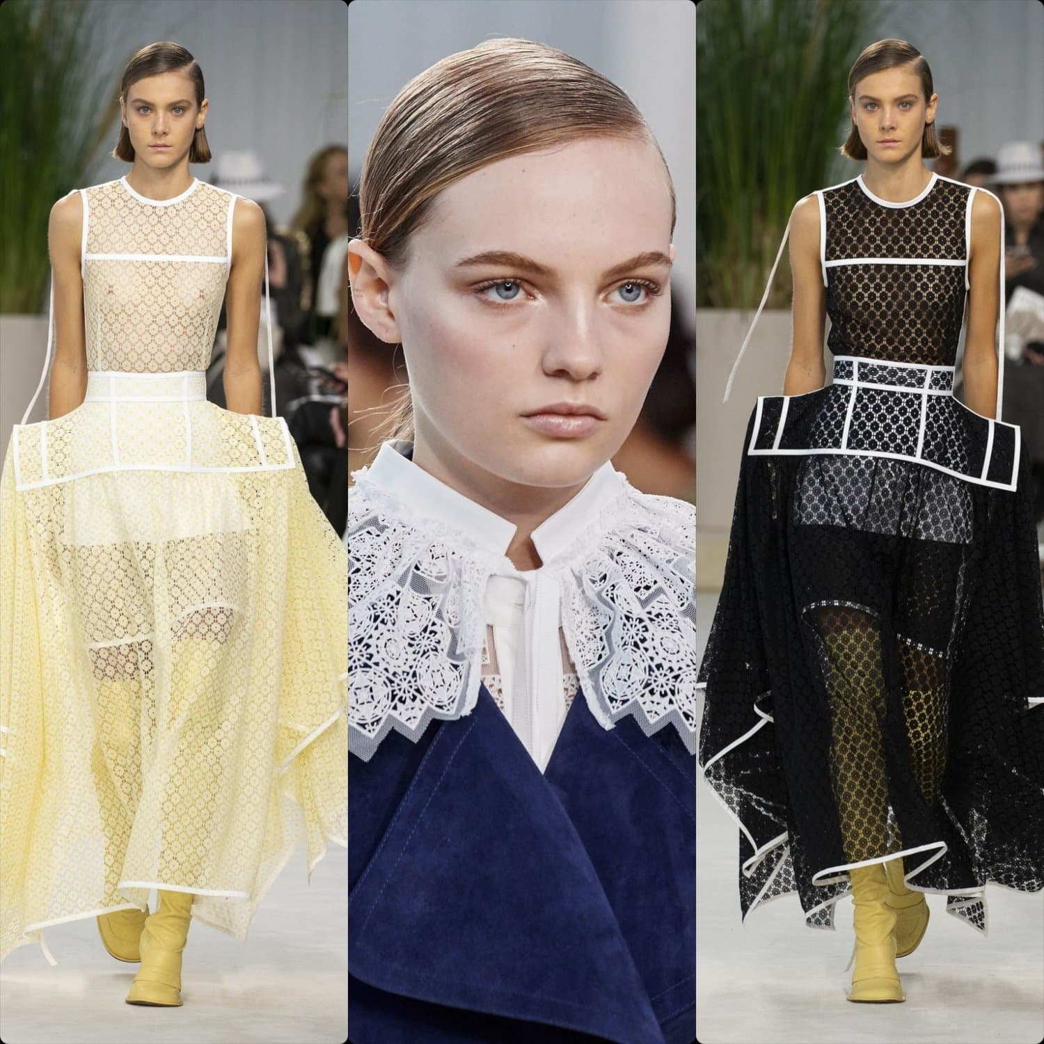 Loewe Spring Summer 2020 Paris Fashion Week. RUNWAY MAGAZINE ® Collections. RUNWAY NOW / RUNWAY NEW