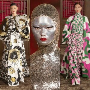 Valentino Haute Couture Beijing fashion show