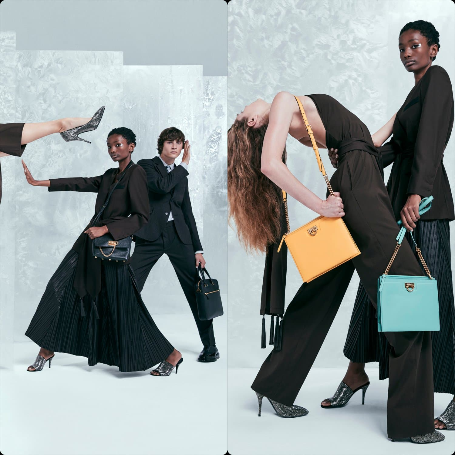 Salvatore Ferragamo Pre-Fall 2020 Milan. RUNWAY MAGAZINE ® Collections. RUNWAY NOW / RUNWAY NEW