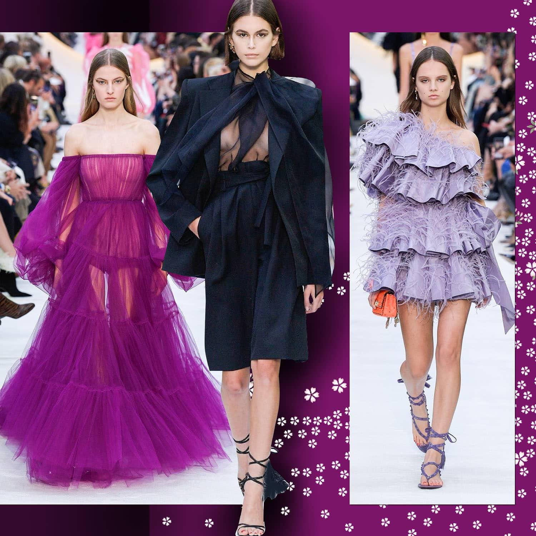 Valentino Spring Summer 2020 Paris Fashion Week. RUNWAY MAGAZINE ® Collections. RUNWAY NOW / RUNWAY NEW