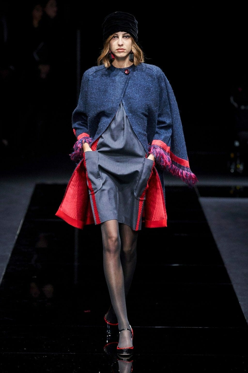 Giorgio Armani Pre-Fall 2020 Milan. RUNWAY MAGAZINE ® Collections. RUNWAY NOW / RUNWAY NEW