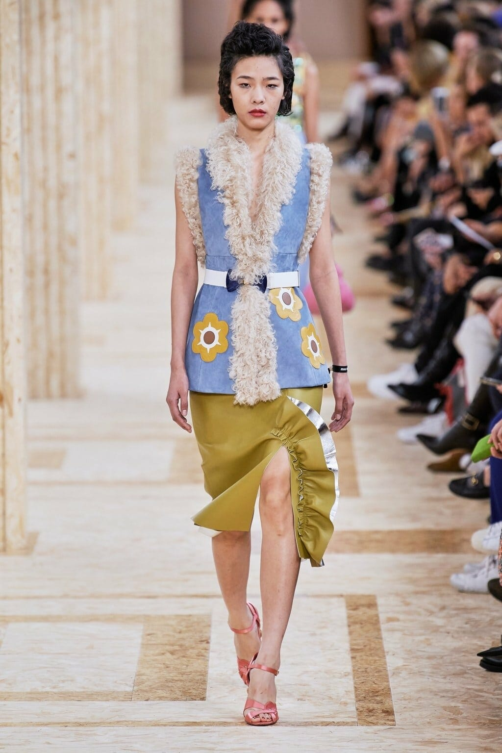 Miu Miu Spring Summer 2020 Paris Fashion Week. RUNWAY MAGAZINE ® Collections. RUNWAY NOW / RUNWAY NEW