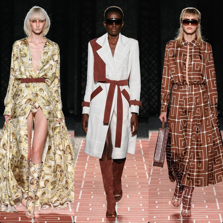 Guy Laroche Spring Summer 2020 Paris Fashion Week. RUNWAY MAGAZINE ® Collections. RUNWAY NOW / RUNWAY NEW