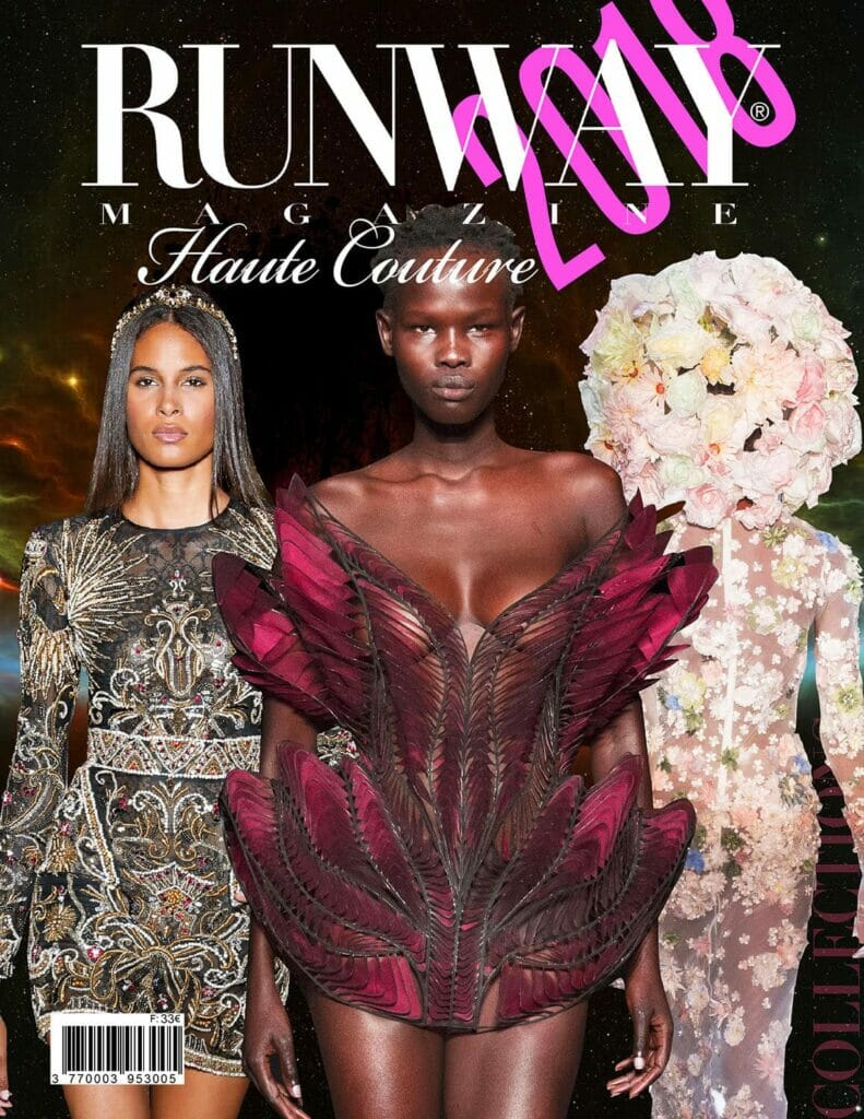 Runway Magazine 2018 Paris Haute Couture