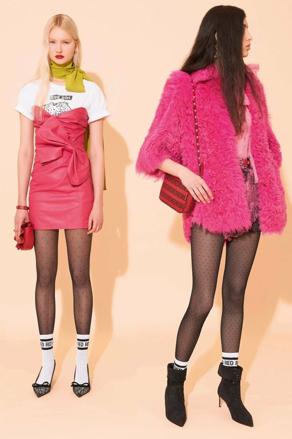Red Valentino Pre-Fall 2020 New York. RUNWAY MAGAZINE ® Collections. RUNWAY NOW / RUNWAY NEW