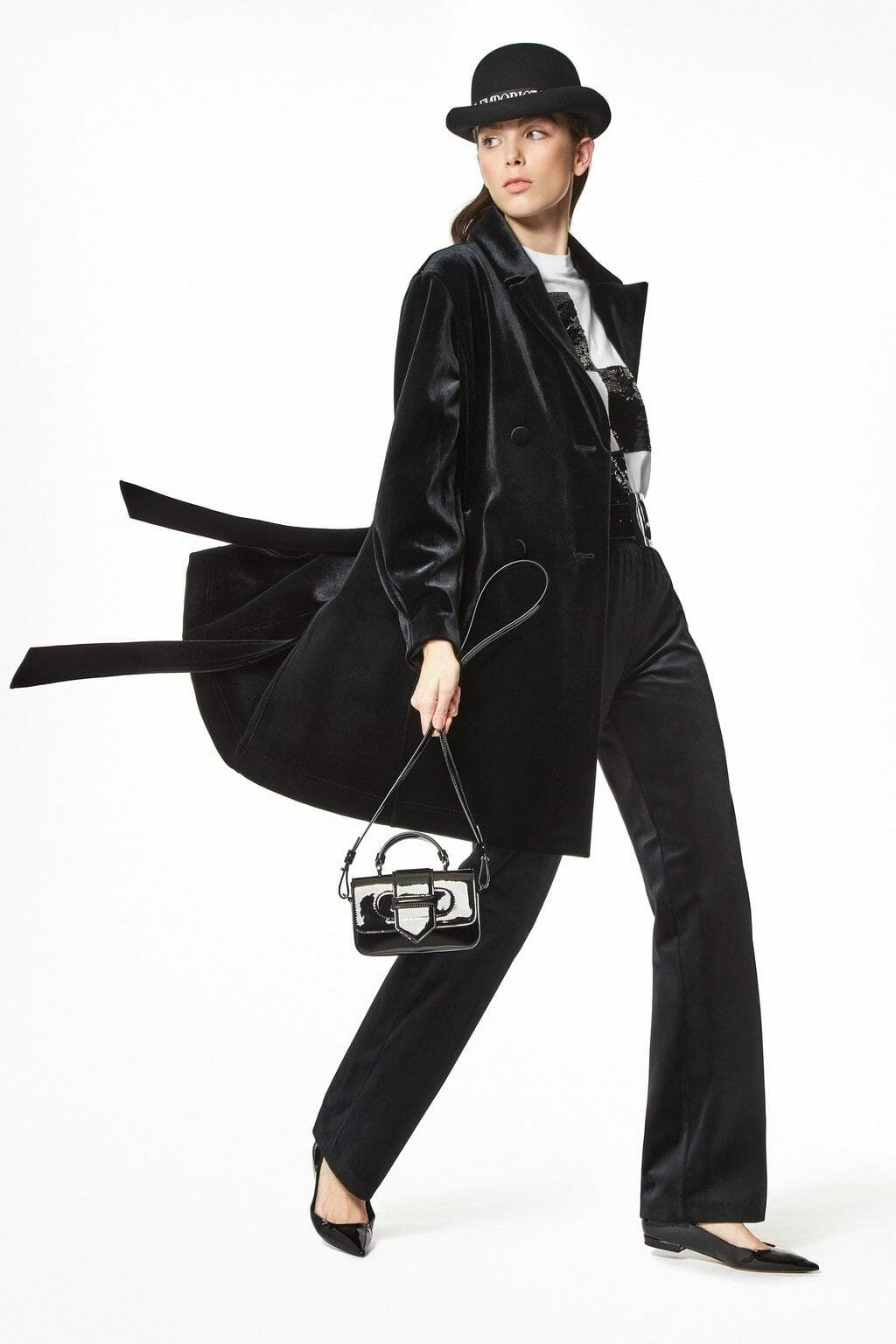 Emporio Armani Pre-Fall 2020 Milan. RUNWAY MAGAZINE ® Collections. RUNWAY NOW / RUNWAY NEW