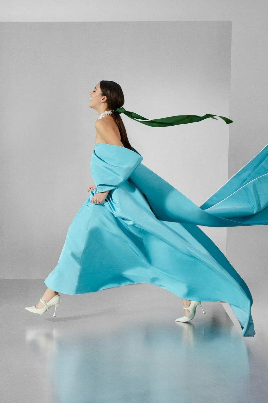 Carolina Herrera Pre-Fall 2020 New York. RUNWAY MAGAZINE ® Collections. RUNWAY NOW / RUNWAY NEW