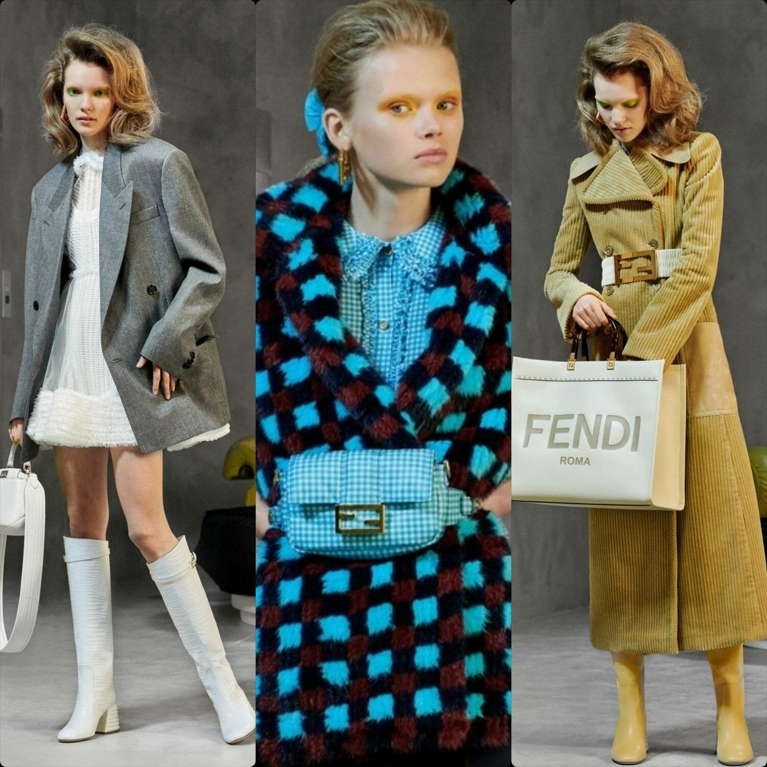 Fendi Pre-Fall 2020 Milan. RUNWAY MAGAZINE ® Collections. RUNWAY NOW / RUNWAY NEW