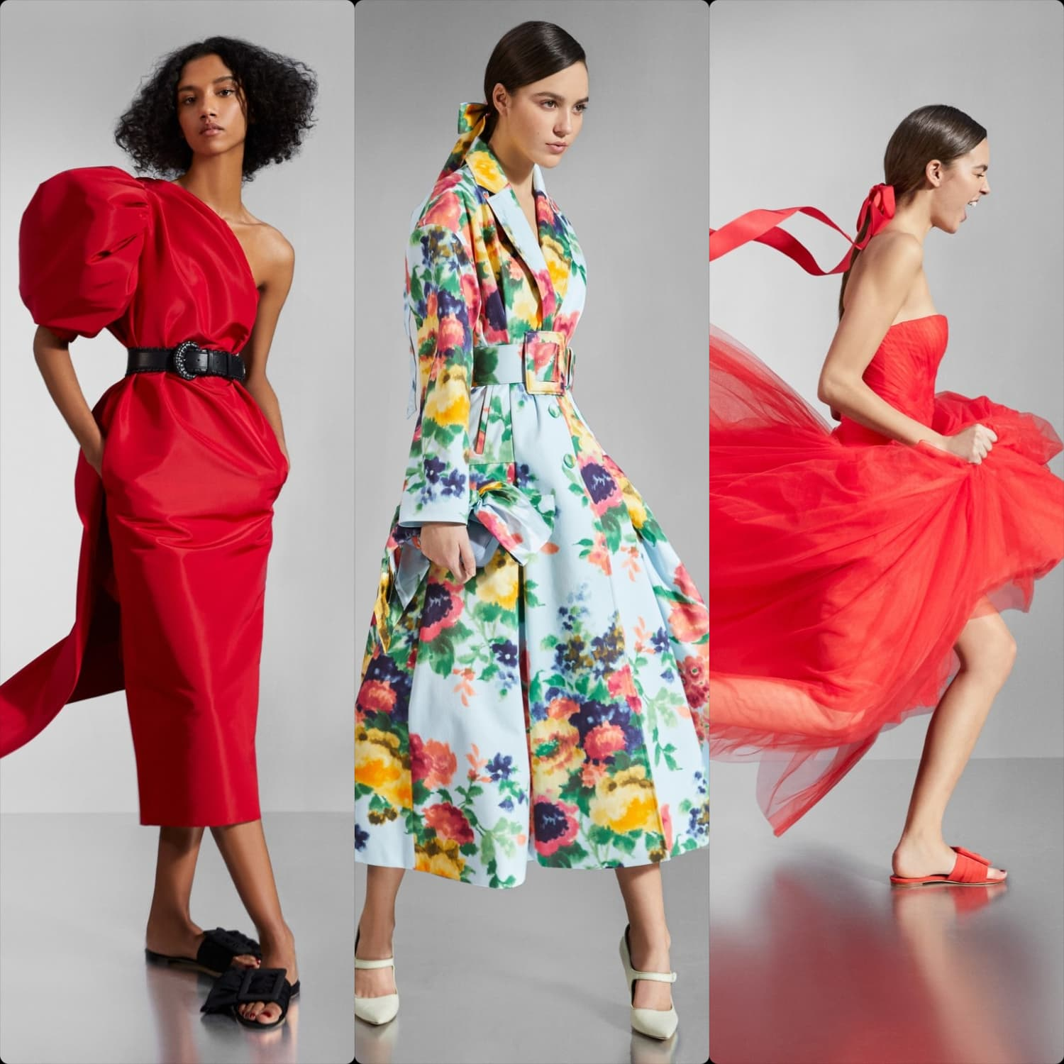 Carolina Herrera Pre-Fall 2020 New York. RUNWAY MAGAZINE ® Collections. RUNWAY NOW / RUNWAY NEW