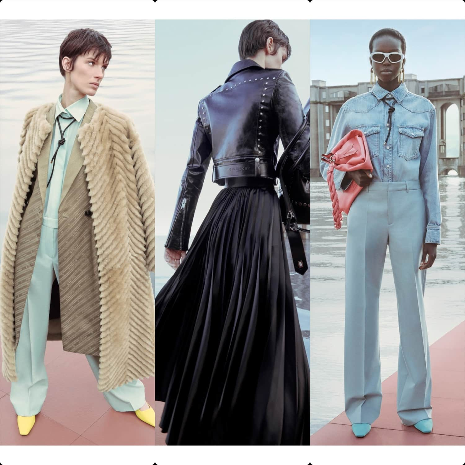 Givenchy Pre-Fall 2020 Paris. RUNWAY MAGAZINE ® Collections. RUNWAY NOW / RUNWAY NEW
