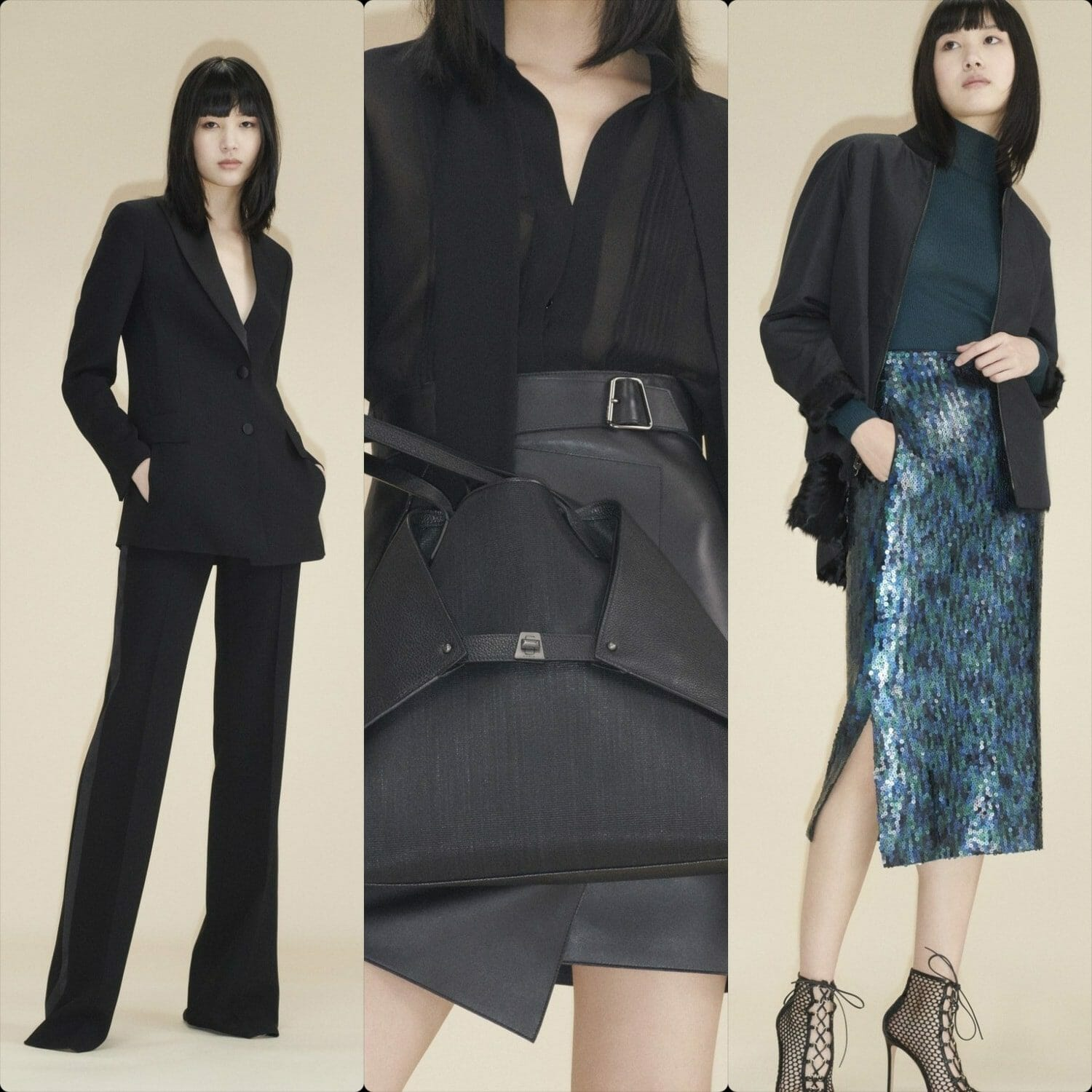 Akris Pre-Fall 2020 New York. RUNWAY MAGAZINE ® Collections. RUNWAY NOW / RUNWAY NEW
