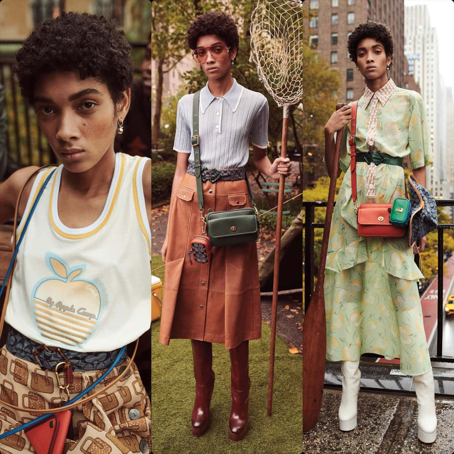 Coach Pre-Fall 2020 New York. RUNWAY MAGAZINE ® Collections. RUNWAY NOW / RUNWAY NEW