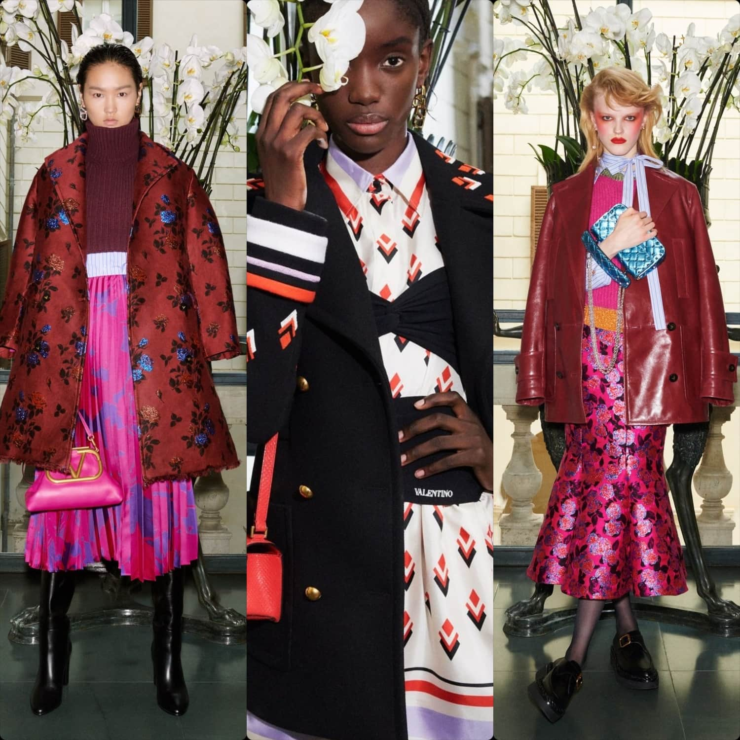 Valentino Pre-Fall 2020 New York. RUNWAY MAGAZINE ® Collections. RUNWAY NOW / RUNWAY NEW