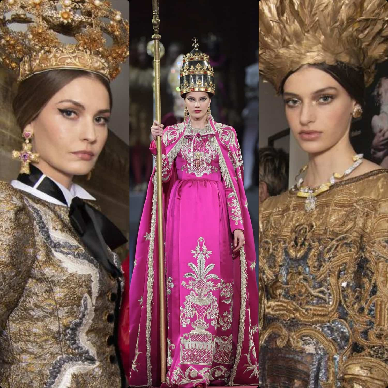 Dolce Gabbana Alta Moda La Scala 2019. RUNWAY MAGAZINE ® Collections. RUNWAY NOW / RUNWAY NEW