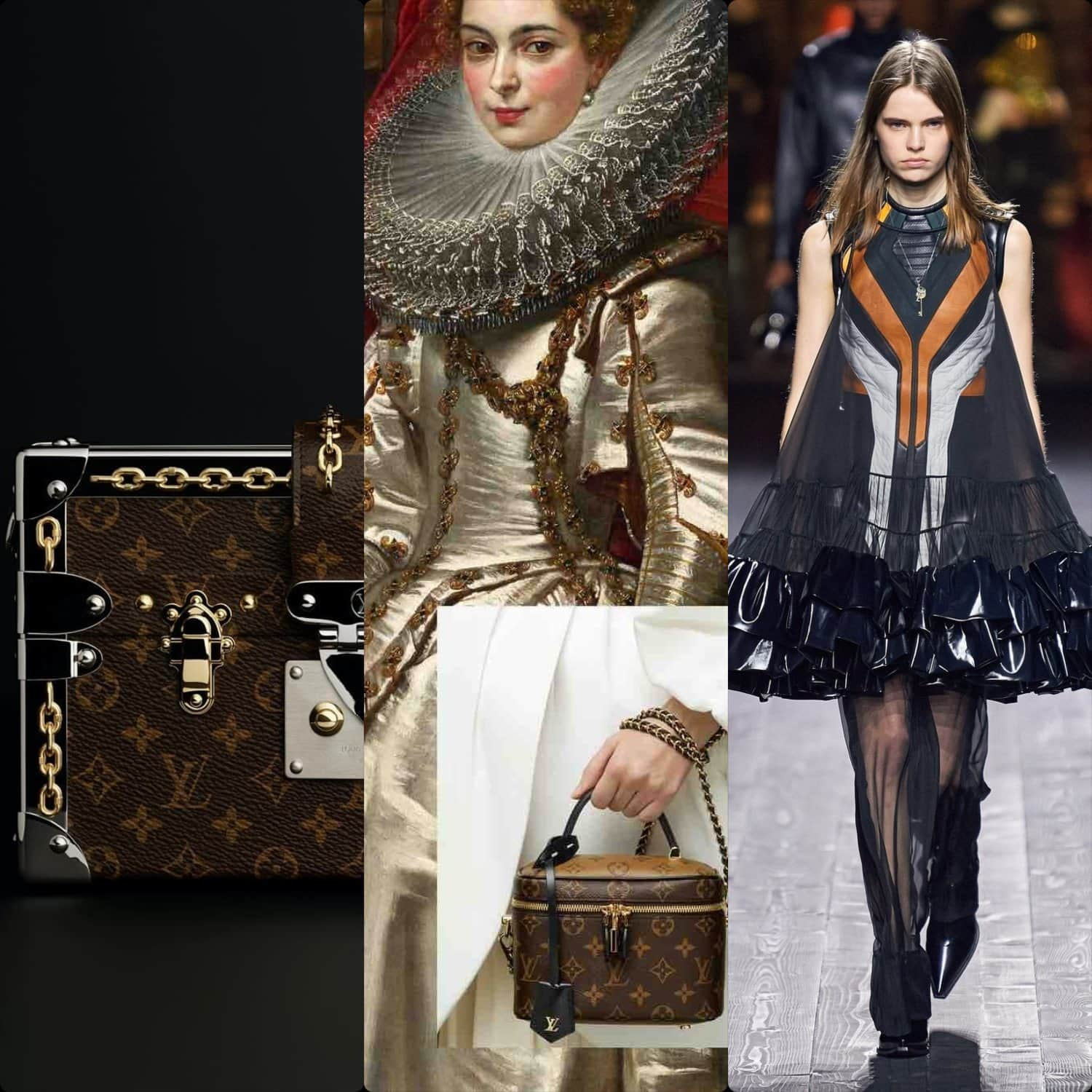 Louis Vuitton Fall-Winter 2020-2021 Paris by Nicolas Ghesquiere. RUNWAY MAGAZINE ® Collections. RUNWAY NOW / RUNWAY NEW
