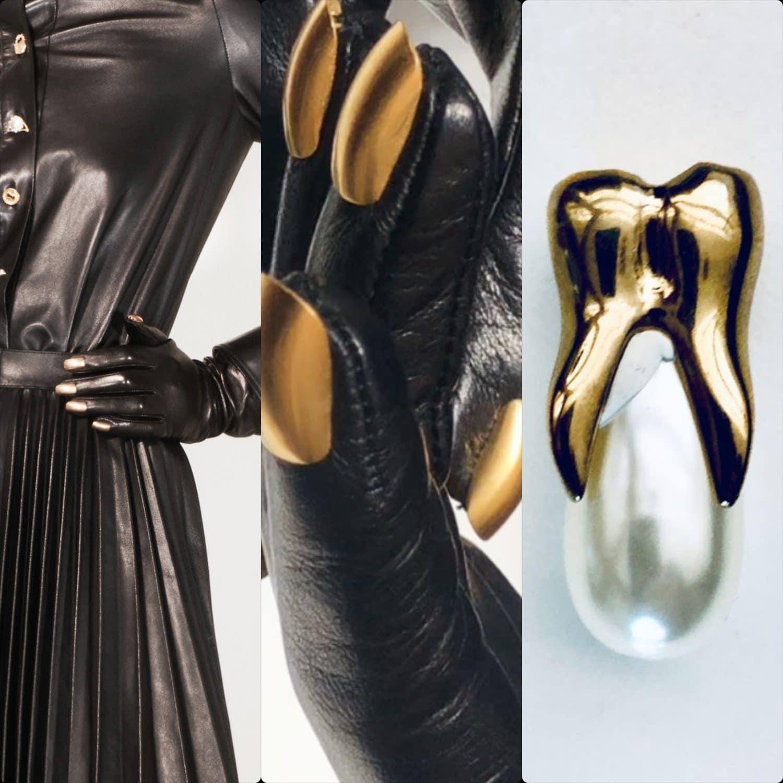 Schiaparelli Fall-Winter 2020-2021 Paris. RUNWAY MAGAZINE ® Collections. RUNWAY NOW / RUNWAY NEW