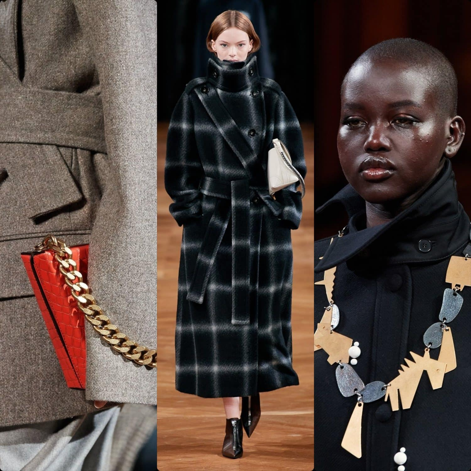 Stella McCartney Fall-Winter 2020-2021 Paris. RUNWAY MAGAZINE ® Collections. RUNWAY NOW / RUNWAY NEW