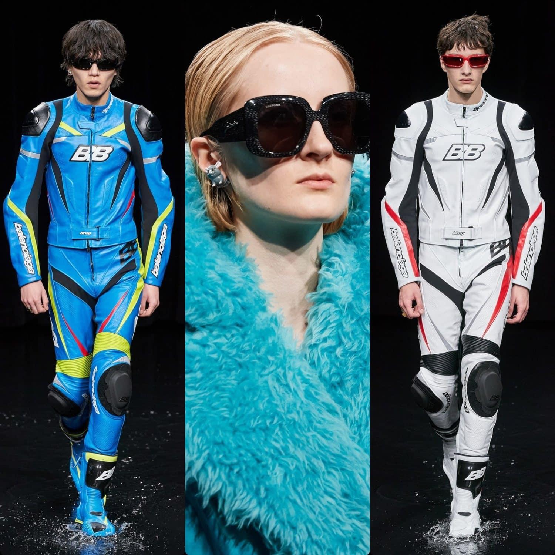 Balenciaga Fall-Winter 2020-2021 Paris. RUNWAY MAGAZINE ® Collections. RUNWAY NOW / RUNWAY NEW